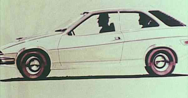 Two-door scheme never made it into production... (Picture: BMIHT)
