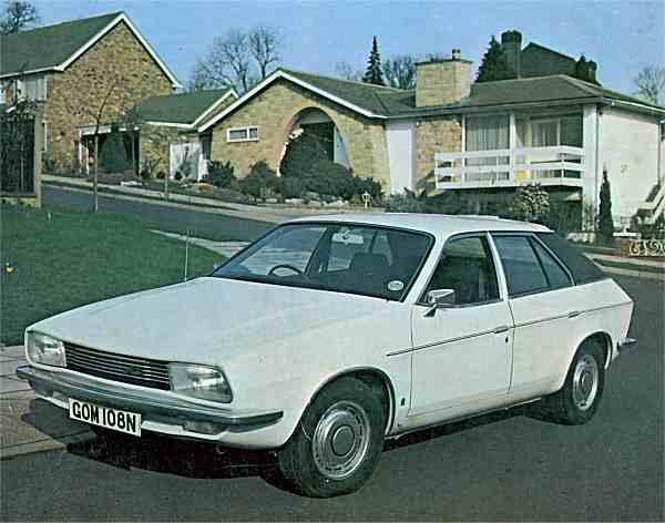 Austin 2200HL