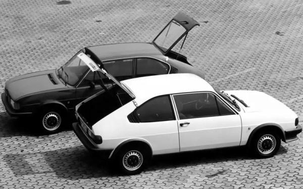 Alfa Romeo Alfasud hatchback
