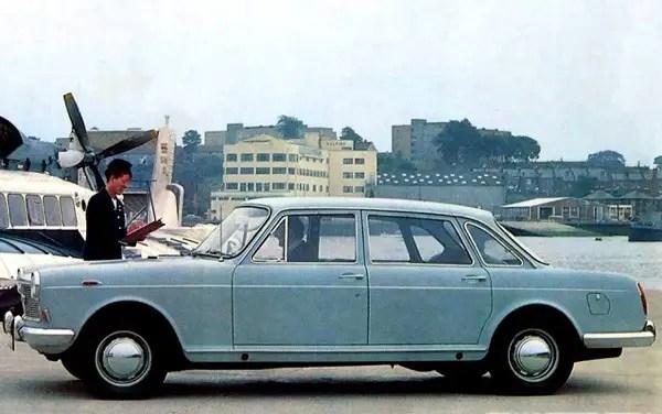 Austin 3-Litre was the C-Series engine's last hurrah