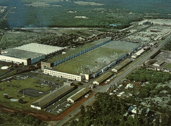 The factory at Blackheath saw the production of ADO16s, Minis and Marinas among others.