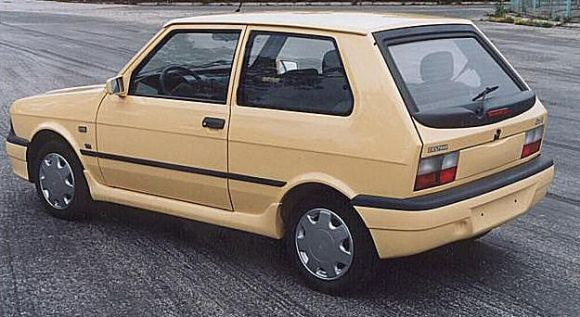 Yugo 45 - a misunderstood car...