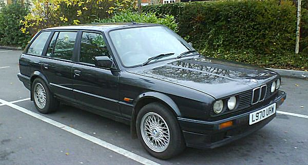 BMW 3-Series Touring proved irresistable to joyriders