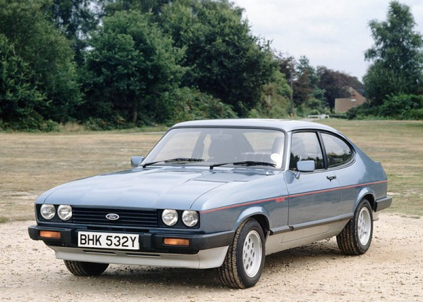Ford Capri injection