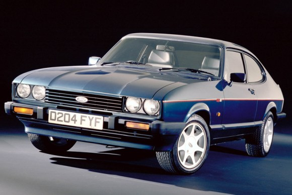 Ford Capri 280 Brooklands