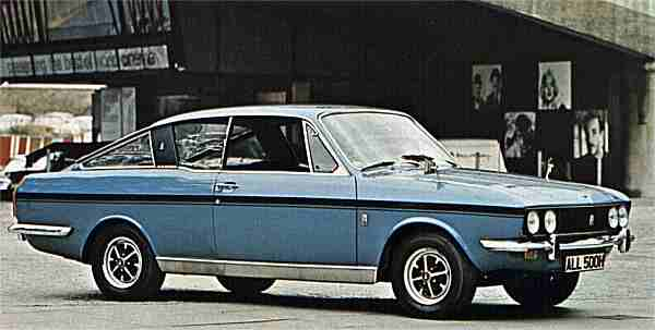 1969 Sunbeam H120