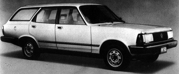 Volkswagen 1500 M 1.8 Rural W (World Cars 1984)
