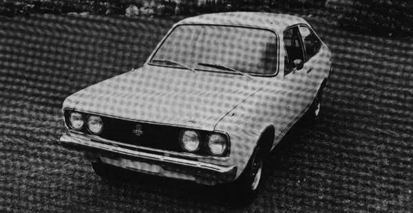 Dodge 1800 Coupé Gran Luxo (World Cars 1974)