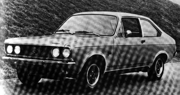 Dodge 1800 Coupé (World Cars 1976)