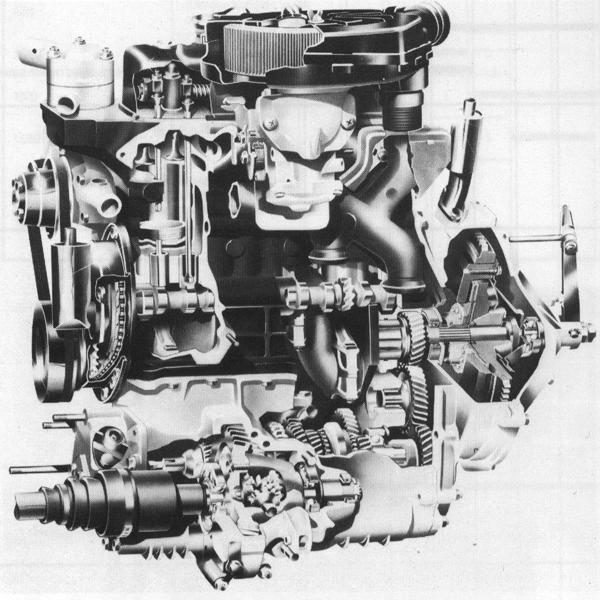 Moteur Supports /& fixations Morris Minor 1000 S 3 948 CC 1956-62