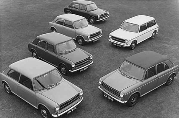 ADO16 proved Brits liked advanced cars