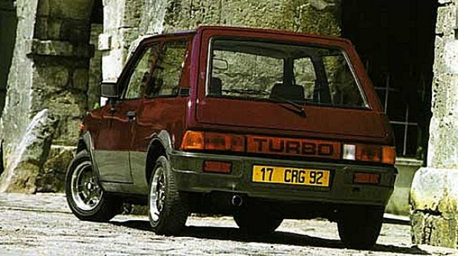 The sophisticated three-cylinder turbo version... (Picture: Retro Auto magazine)