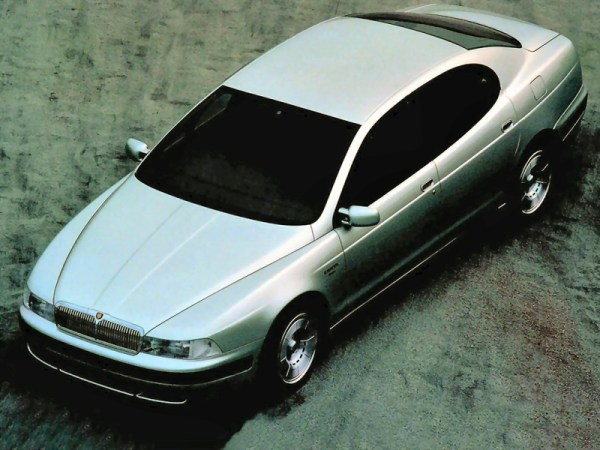 You can see how this design evolved into the Daewoo Leganza from this view...