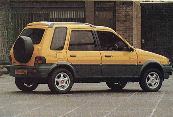 It appears that only the Specialist version was ever built, with the others existing only on paper. The project is believed to have been cancelled by BMW following the 1994 takeover, and the car pictured above currently resides at the Stondon Transport Museum in Bedfordshire.