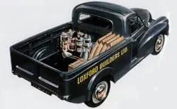 Morris O-type pick-up