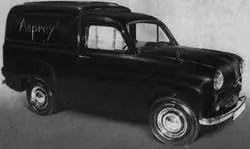 1954 Standard 10cwt van