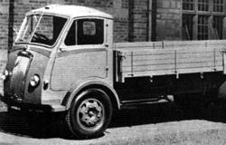 FVS 7-ton truck with Series I cab