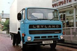 1980 Leyland Terrier with Super-G cab