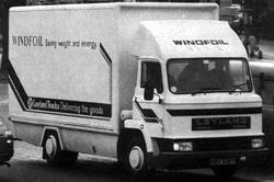 1982 Leyland Windfoil Terrier