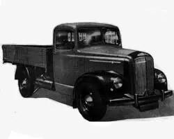 Morris LC5 1½-ton truck