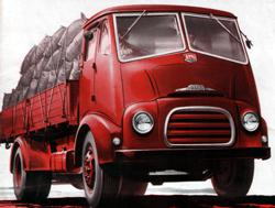 BMC 7-tonner, with Series III (FE) cab