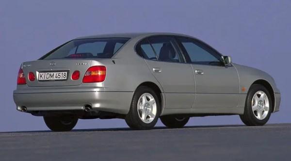 Lexus GS300 Mk2.