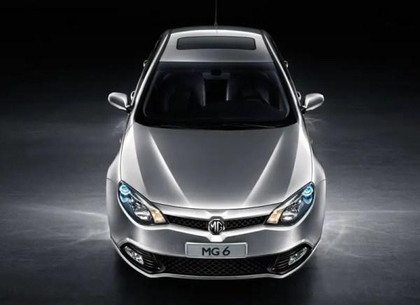 The cars : MG6