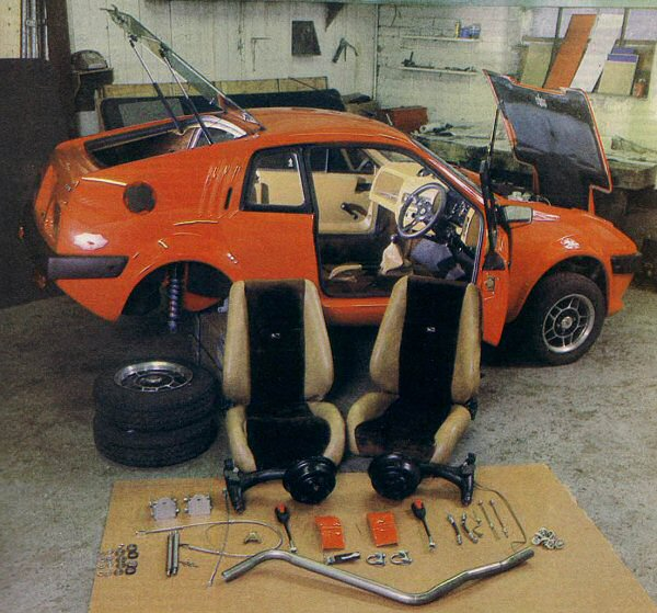 In the workshop: how most Midas cars began life with their enthusiast owners...
