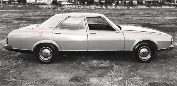 Leyland P76