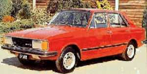 Paykan prototype pictured at the Whitley design centre in Coventry.