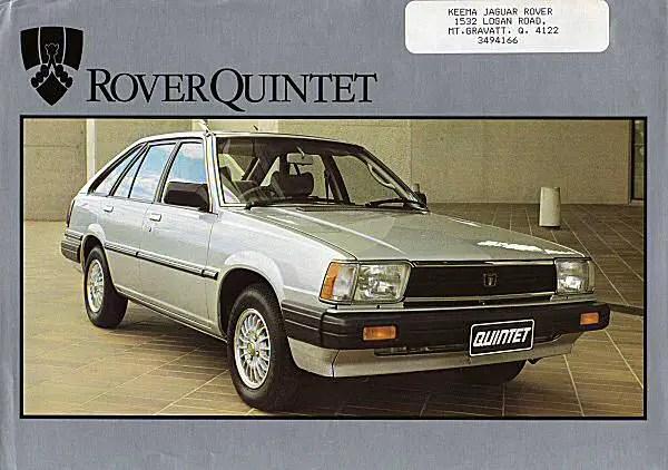 Rover Quintet