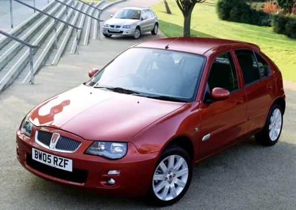 Rover 25 range