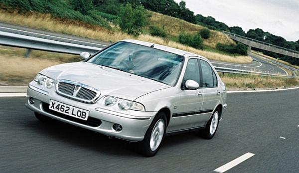 New frontal treatment was vastly better looking and more characterful. Improved road manners also helped to lift the car's game. Did it sell any better? No, but it formed the basis of the excellent MG ZS, following the creation of MG Rover in 2000.