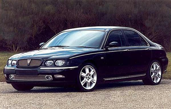Rover put on a brave face and revealed the 75 Sport prototype at the 2000 Geneva Motor Show – the Press were already speculating wildly about Rover and their products, and one journal carried rumours of a return of the Triumph name.