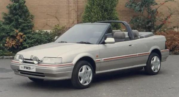 R8 Cabriolet prototype