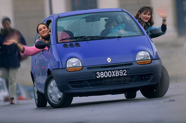 Renault Twingo was a popular addition to the range - and the perfect home for the Cléon.