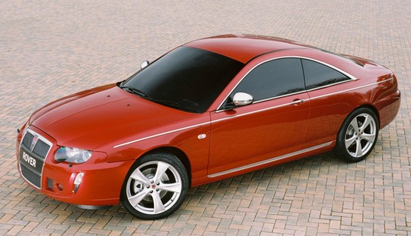 Rover Coupe