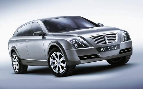 Geneva 2002 saw the unveiling of the Rover TCV, a concept car that embodied much that was to be  found in the RDX60. Produced at the height of RDX60 activity, the TCV employed much of what was  hoped would find its way into the production Tourer, then slated for a 2005 launch. It wooed much of the  press, but its styling wasn't universally favoured. Much of that allegedly came down to Kevin Howe's  personal preference for the styling scheme over a number of more attractive proposals.