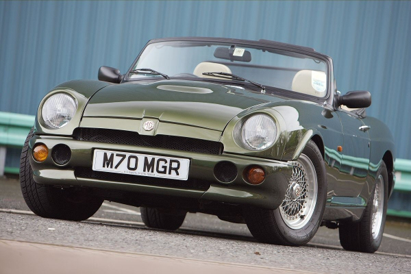 Tested Mg Rv8 Vs Tvr Griffith Aronline