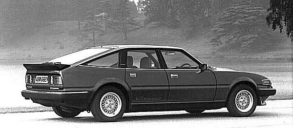 Road-going SD1 was a true halo product...