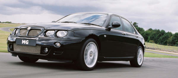 """MG ZT260 V8 possesses much of that SD1 Vitesse charm, although even in """"zed"""" trim, it looks a little too subtle."""