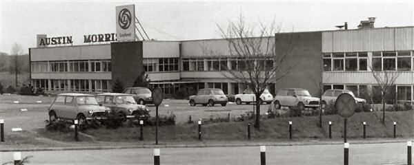 Seneffe closed in 1981 with the loss of 2200 jobs