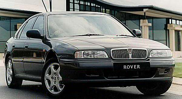 Rover 600 : Buying guide