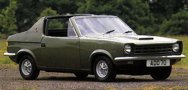 ADO70 was a Mini-based sports car proposal commissioned in 1970.