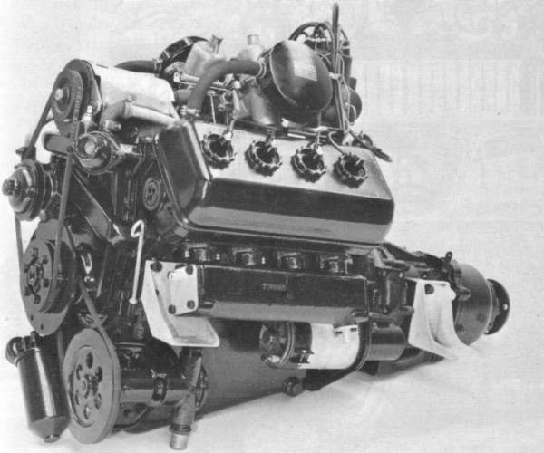 Turner V8 transformed the sporting Jaguar into a effortless Daimler.