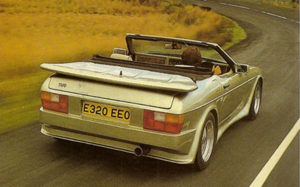 TVR 420SEAC