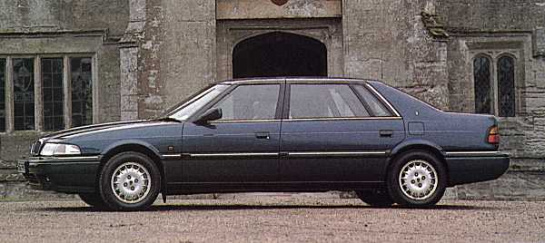 As can be seen here, the new rear door and pillar treatment was carried over to the revised R17 version of the 800 in the early 1990s. If not quite as convincing as the original, it nevertheless remains a world away from the sheer awkwardness so often associated with aftermarket conversions.