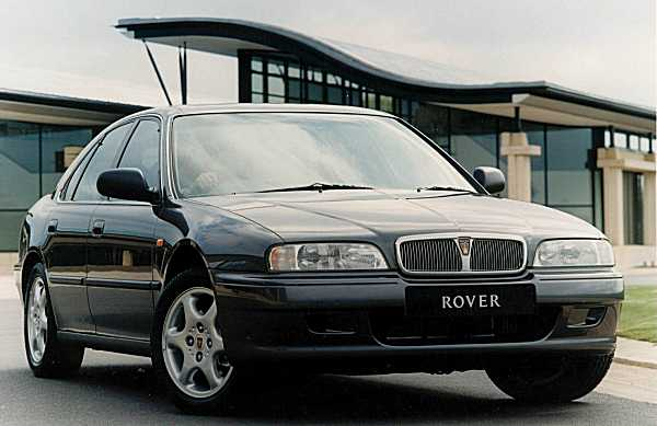 "The Rover 600 was without doubt, a design success on two levels: 1) It was successfully styled to look very different from the Honda that sired it and 2) It looked classy in its own right, and moved forward the Rover design philosophy into a more ""organic"" era - curves replaced straight lines."