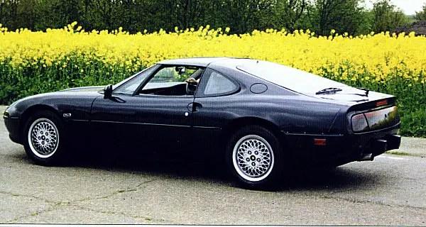 Concepts and prototypes : Jaguar XJ41/42