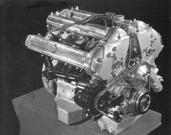 A 21st century vapourware mock-up of how the V8 version of the Jaguar V12 might have looked. (Picture: Peter Melville)